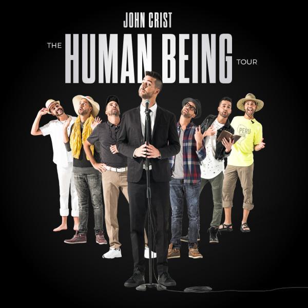 John Crist - The Human Being Tour - Auburn, CA 2018