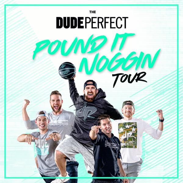 The Dude Perfect Pound It Noggin Tour 2019 - Kansas City, MO 2019