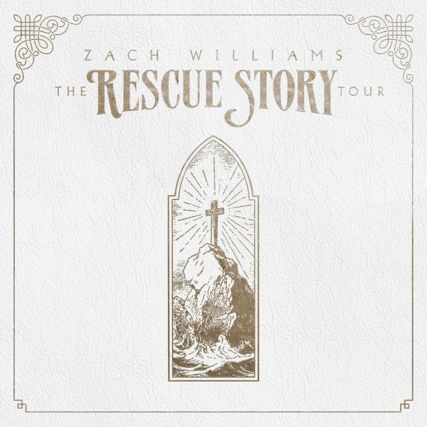 Zach Williams - Rescue Story | The Tour - Memphis, TN 2021