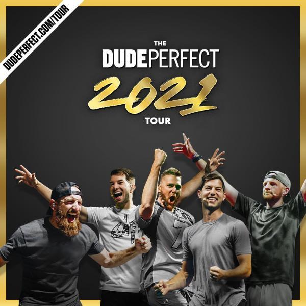 The Dude Perfect 2021 Tour - Lincoln, NE 2021
