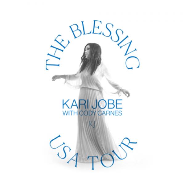 The Blessing USA Tour - Kari Jobe with Cody Carnes - North Charleston, SC 2021