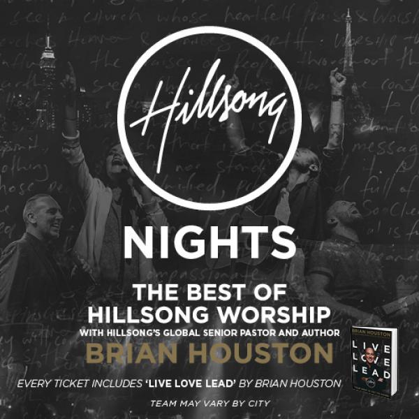 Hillsong Nights  - Seattle, WA 2015