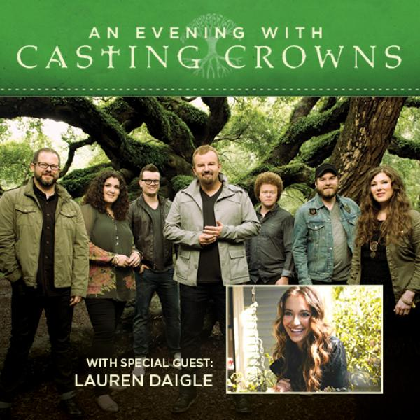 An Evening With Casting Crowns - Tuscaloosa, AL 2015