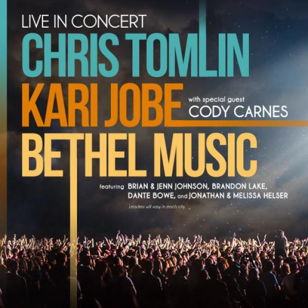 Chris Tomlin | Kari Jobe | Bethel Music - Johnson City, TN 2021
