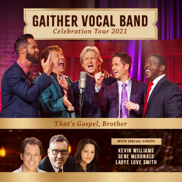Bill Gaither and The Gaither Vocal Band  - Lexington (Columbia), SC 2021