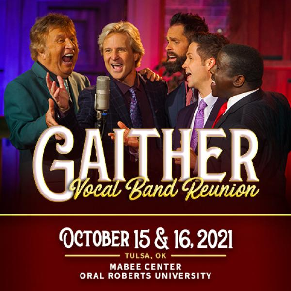 Bill Gaither and The Gaither Vocal Band  - Tulsa, OK 2021