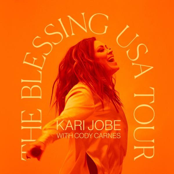 The Blessing USA Tour - Kari Jobe with Cody Carnes - Amarillo, TX 2021