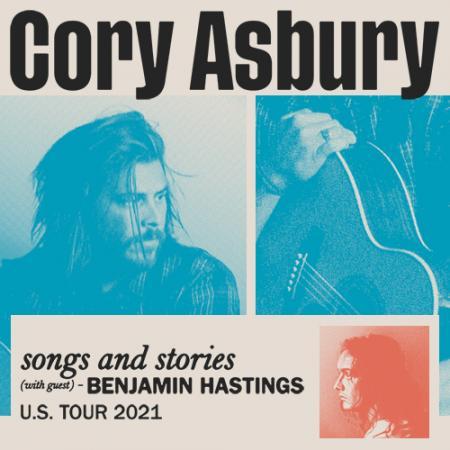 Cory Asbury - Songs and Stories U.S. Tour 2021 - Bristol, TN 2021