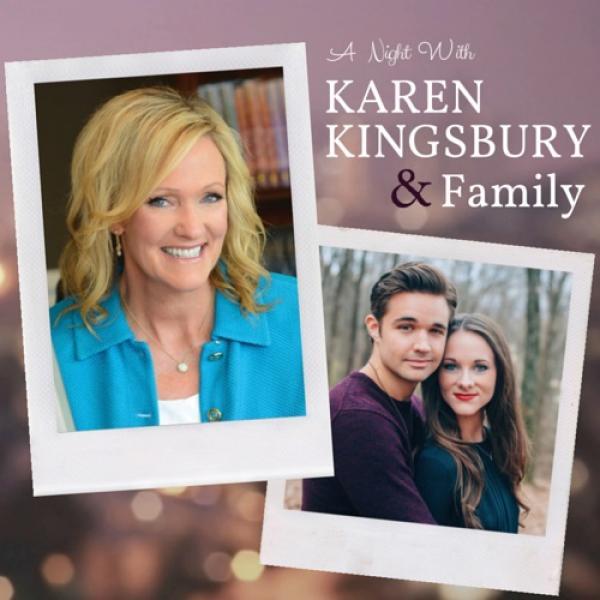 A Night with Karen Kingsbury & Family  - Shreveport, LA 2016