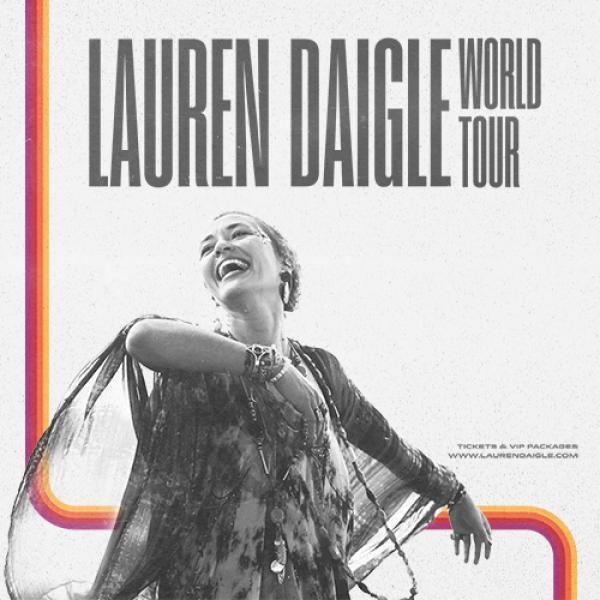 Lauren Daigle World Tour - Greenville, SC 2020
