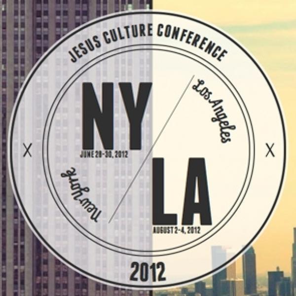 Jesus Culture Conferences - New York City, NY 2012