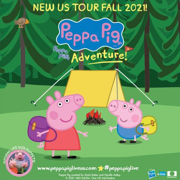 Peppa Pig's Adventure! - Asheville, NC 2021