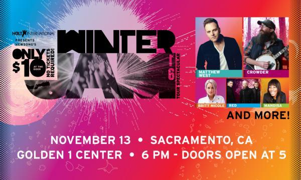 Winter Jam West Coast 2016 - Sacramento, CA 2016