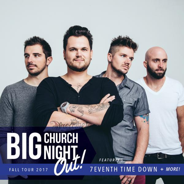 Big Church Night Out with Newsboys