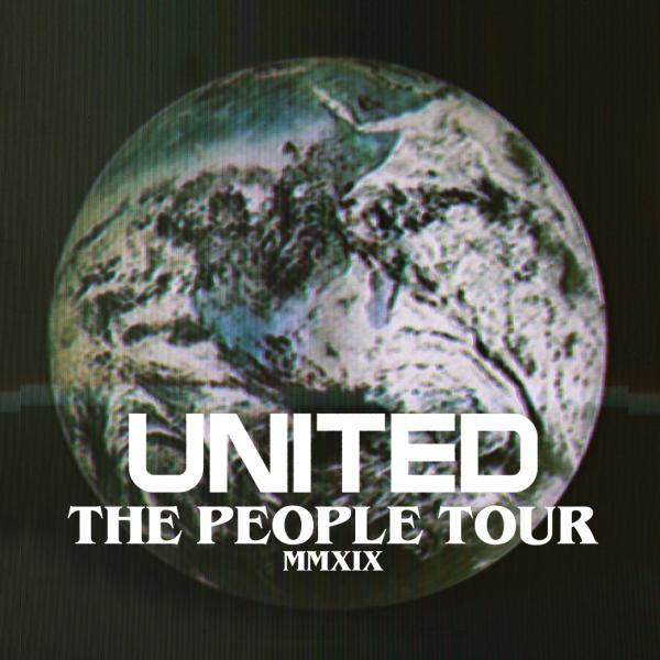 Hillsong UNITED USA Tour 2019