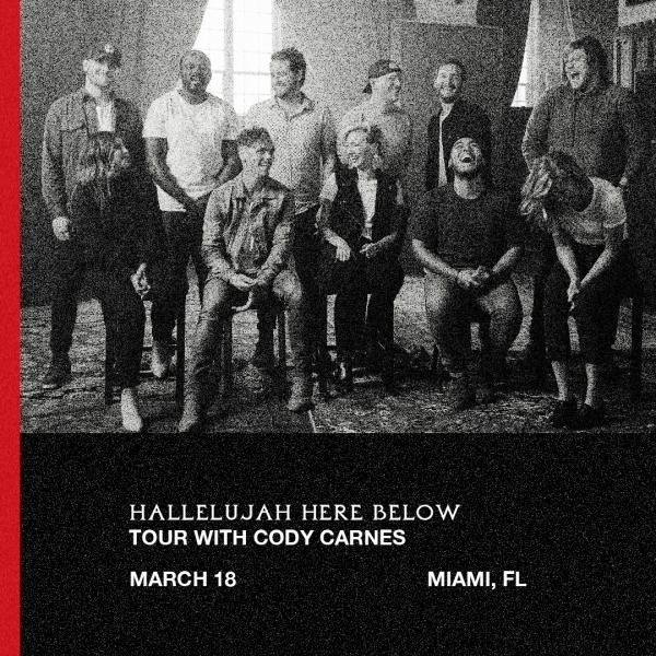 Elevation Worship - Hallelujah Here Below Tour - Miami, FL 2019
