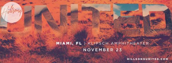Hillsong United - USA WELCOMEZION TOUR 2013 - Miami, FL 2013