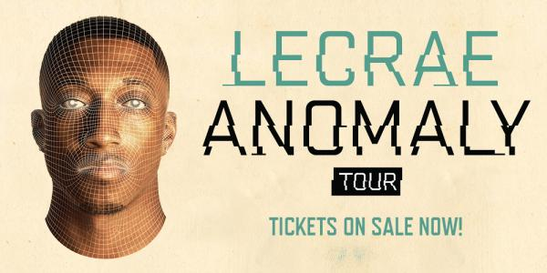The Anomaly Tour ft. Lecrae with Special Guests