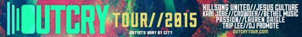 OUTCRY TOUR 2015