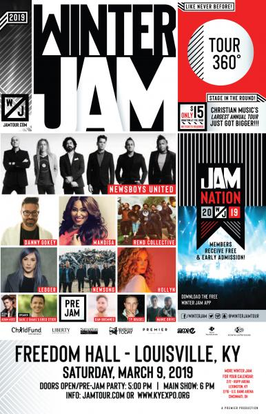 Winter Jam Tour Spectacular 2019 - Louisville, KY 2019