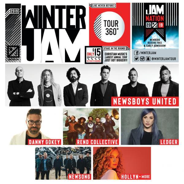 Winter Jam Tour Spectacular 2019
